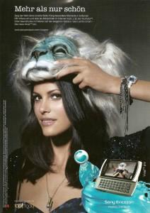 Alisar Ailabouni (GNTM Magazin Back)