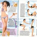 Alisar Ailabouni in der Zeitschrift Joy