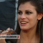 Alisar Ailabouni: Life Ball 2010