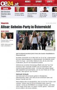 Alisar Ailabouni in Oesterreich vom 16.05.2010