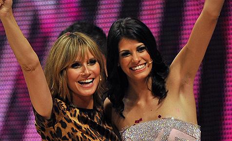 Alisar Ailabouni Im Finale-von GNTM in