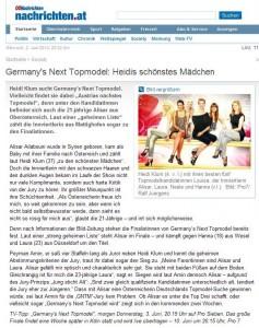 GNTM Heidis Sch Nstes M Dchen-Nachrichten At 020602010-237x300 in