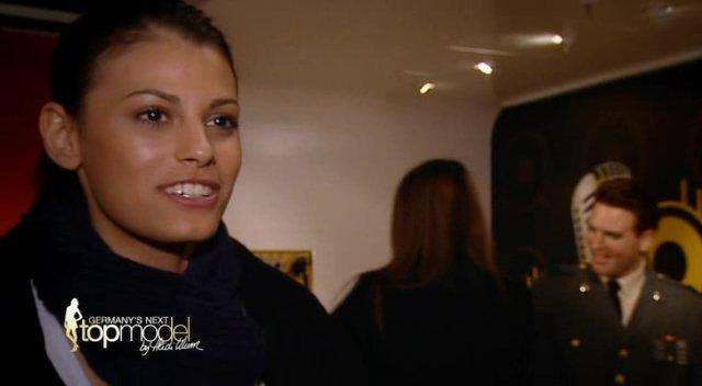 Alisar Ailabouni Gntm Folge 1 9 in